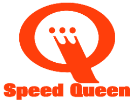 speed queen logo