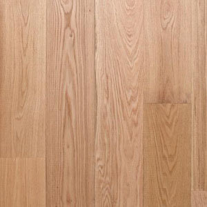 "3"" Red Oak Select & Better Unfinished Flooring"