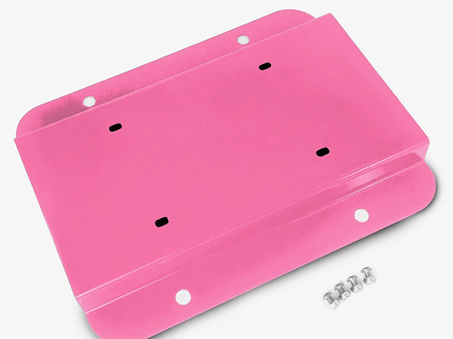 License Plate Relocation Kit, Pinky
