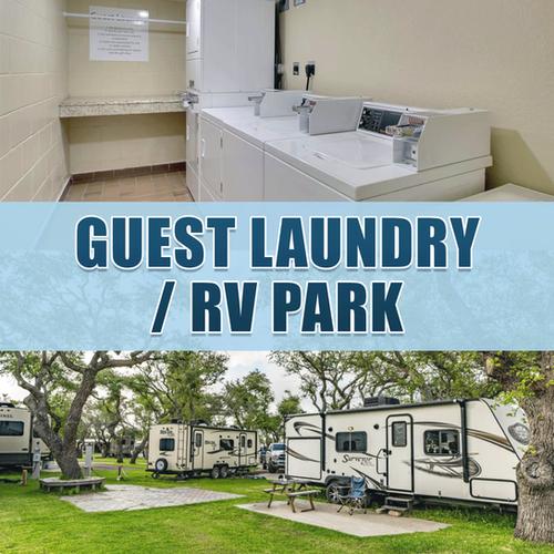 Guest Laundry & RV Park