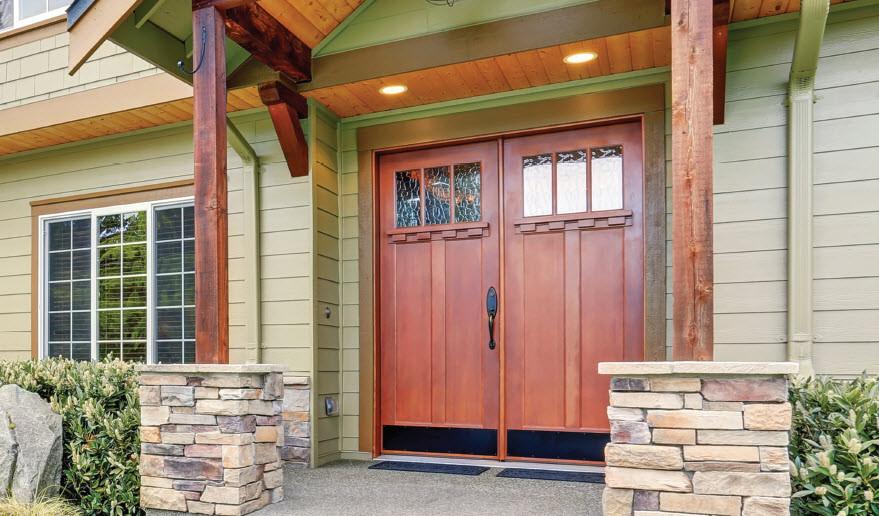 Woodport Exterior
