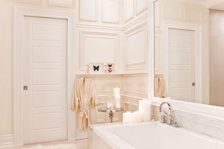 Multilple Mounding in Bathroom