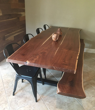 Walnut Dining Table 2