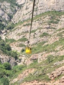Montserrat gondola