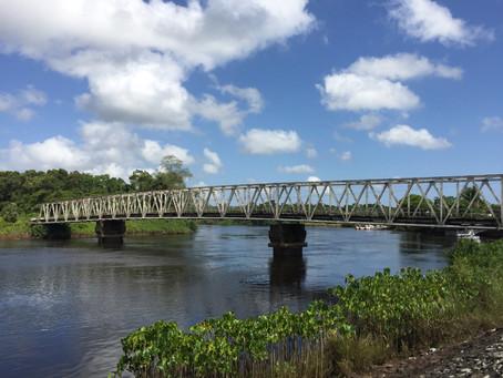 Fieldwork in French Guiana
