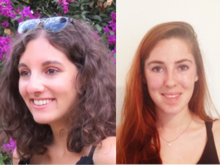Two new PhD students join the ConvergeAnt project