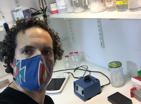 Lab reopening after COVID-19 crisis