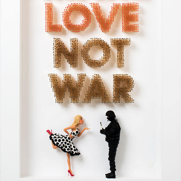 Make-love-not-war-art