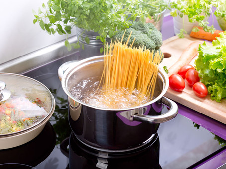 IS HARD WATER RUINING YOUR HOME-COOKED MEALS?