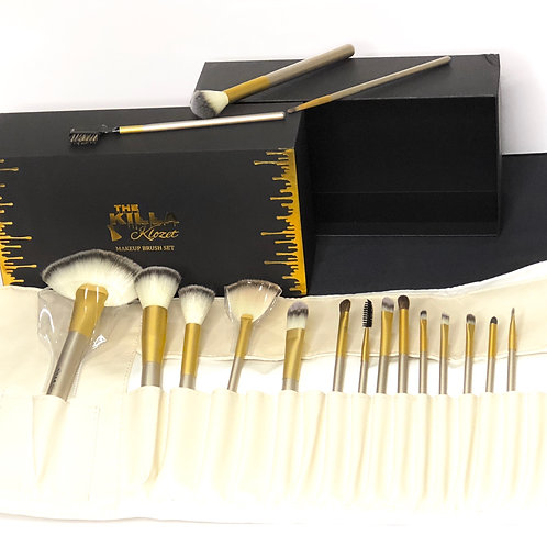 Killa Doll Brush Set