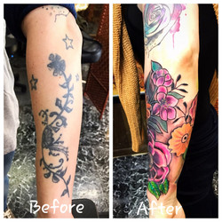 The Red Parlour Tattoo And Piercing  Tat