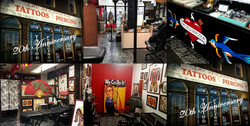 The Red Parlour Tattoo & Piercing Queens