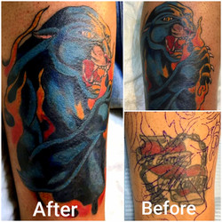 Tattoo Cover Ups in NYC The Red Parlour