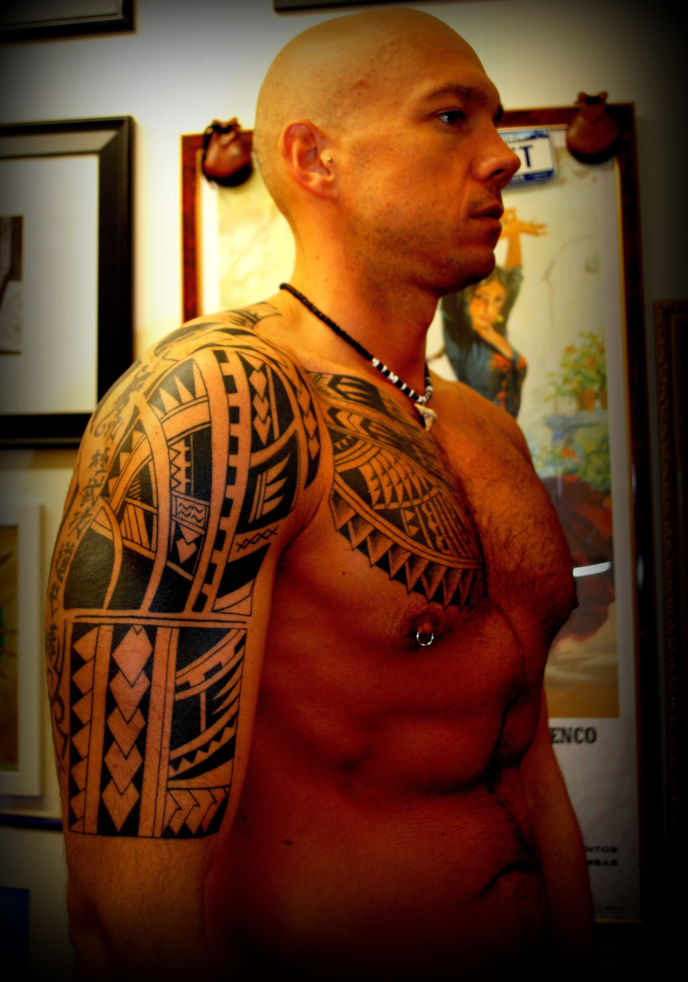 Polynesian Tribal Tattoos by The Red Par