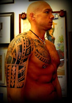 Polynesian Tribal Tattoos by The Red Par
