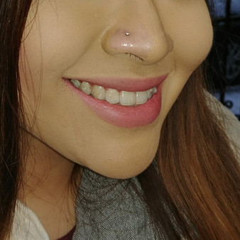 Nose Piercing by The Red Parlour Tattoo
