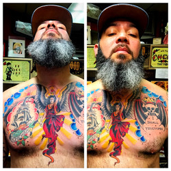 Traditional Tattoos by Powder The Red Pa