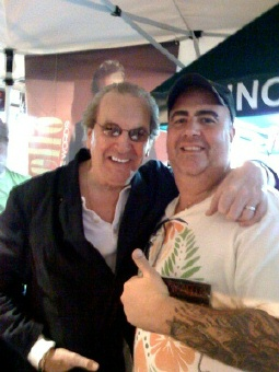 Redd and Long time Friend Danny Aiello h