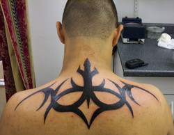 Tribal Tattoo by The Red Parlour Tattoo