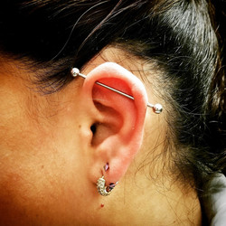Industrial Piercings in Queens NY The Re