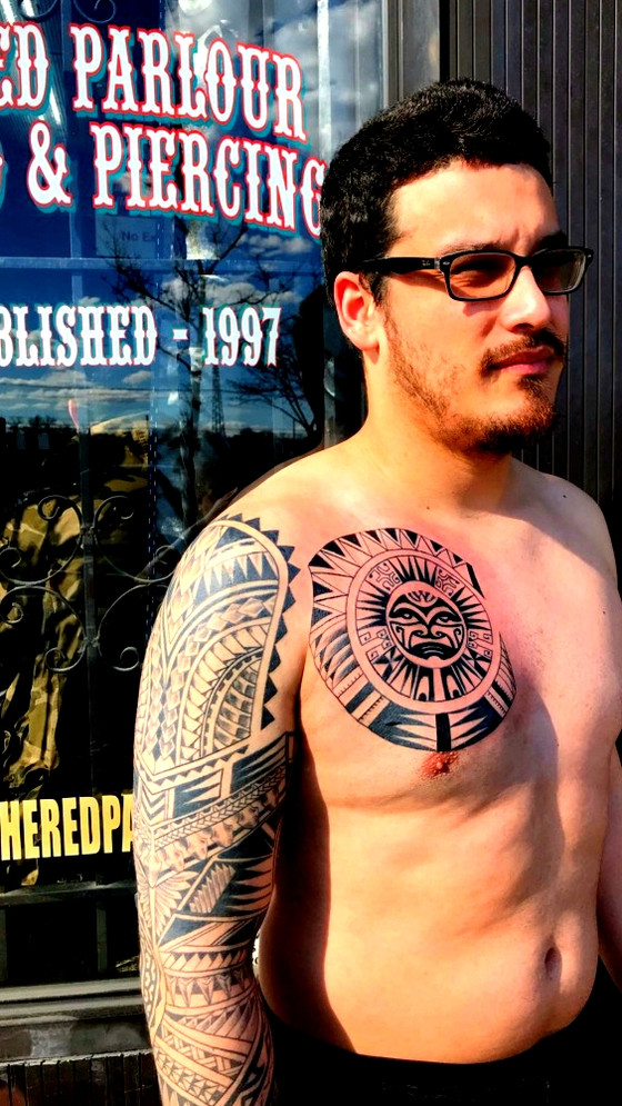 Polynesian Tattoos in NYC