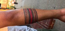 Tanio Tattoo Armband by The Red Parlour