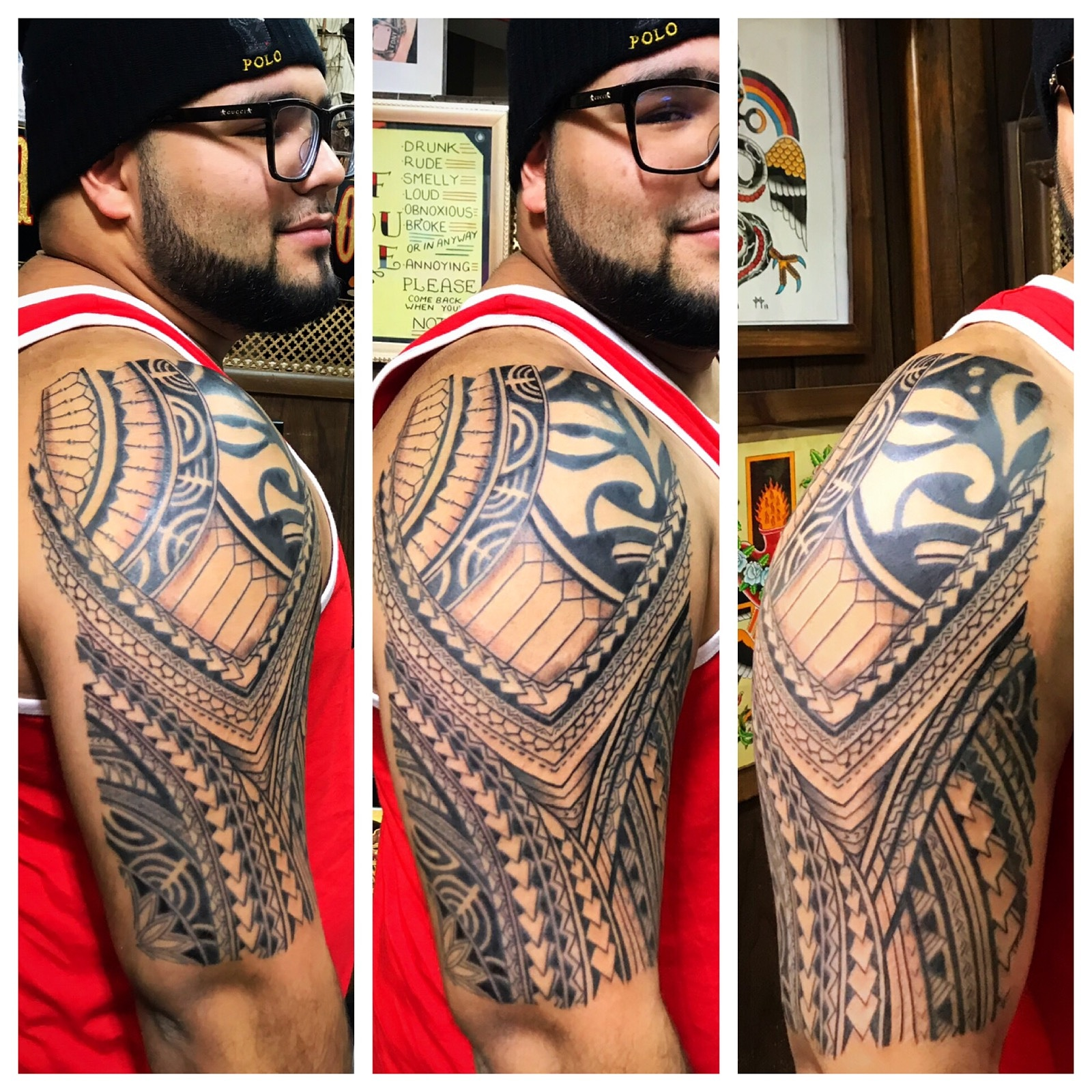 Polynesian Tattoos In NYC The Red Parlou
