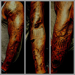 The Red Parlour Tattoo Greek Mythology S