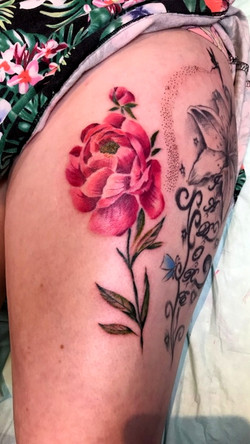 Penoy Tattoo by The Red Parlour Tattoo W