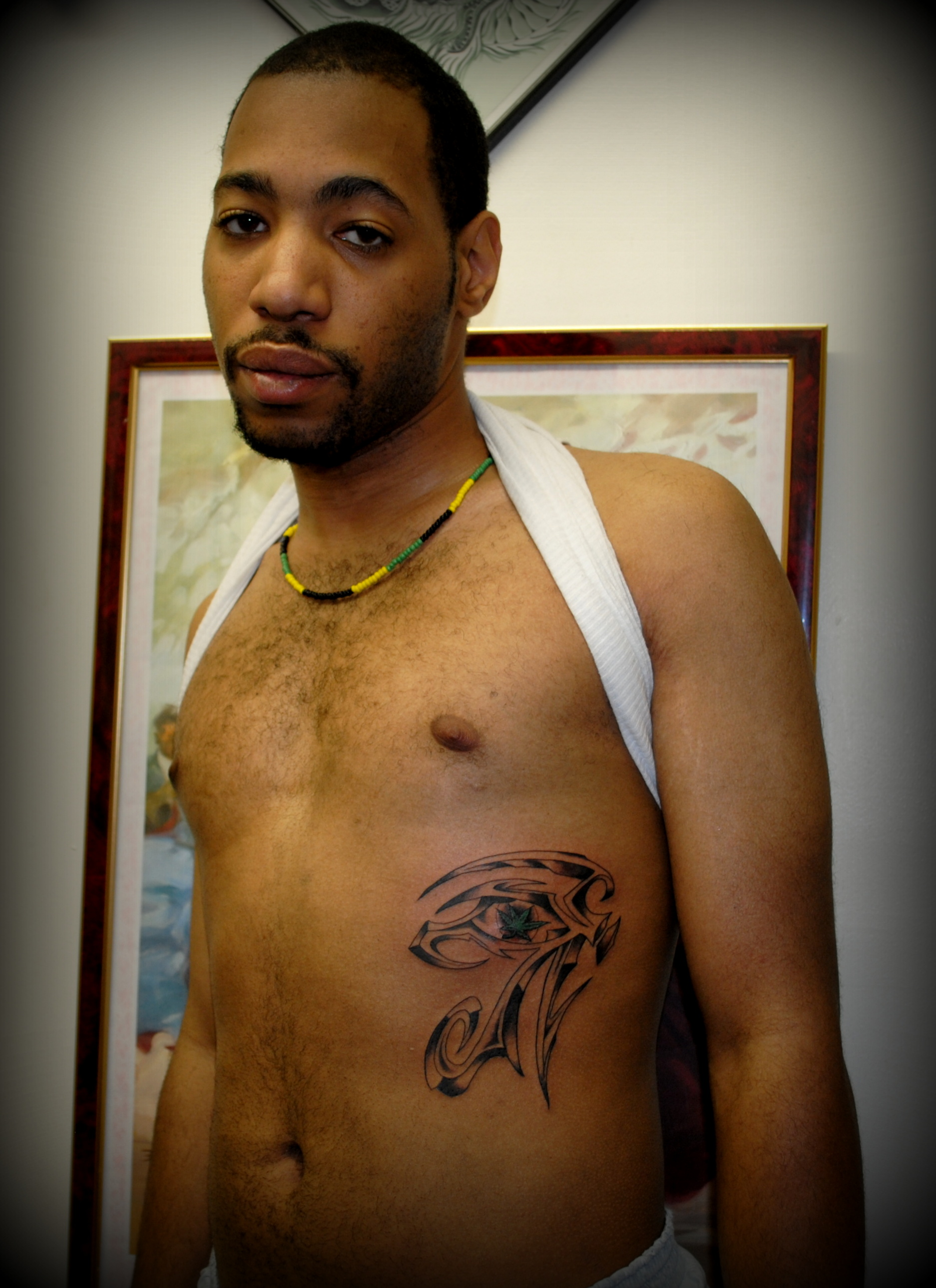 Eye of Ra Tattoo by The Red Parlour Tatt