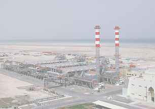 Mirfa Desalination Project Abu Dhabi