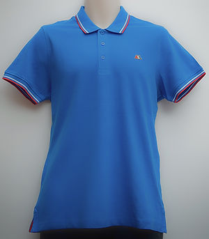 Aston averill and adamo mid blue polo 1.