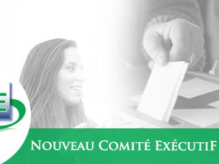 Elections internes SFE + Désignation du nouveau Comité Exécutif