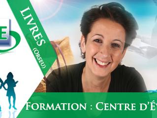 FORMATION : « Centre d'évaluation » (Septembre / Octobre) & livres de formation