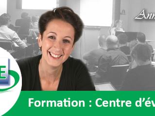 FORMATIONS : Centre d'évaluation jusqu'à Décembre & livres de formation