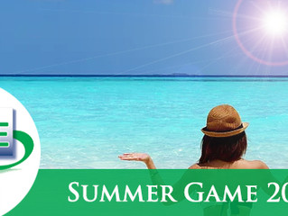 Summer Game 2019 (members only)