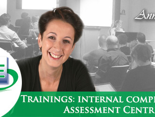 TRAININGS: « Assessment Centre » / « Internal competition » courses, training books and CBT pack onl