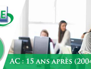 Agents Contractuels : 15 ans après (2004/2018) ? ...