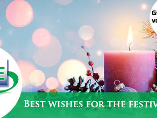 SFE wishes you a great end of year celebrations + voucher (members only)!