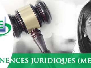 Permanences juridiques (Octobre) - Membres uniquement [ANNULÉE]