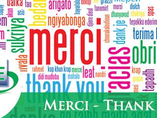 Elections 2018 : merci à tou(te)s pour votre soutien - Thank you everyone for your support.