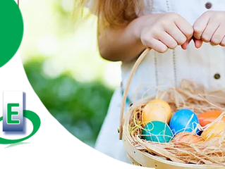 Get ready for a good Easter holiday!
