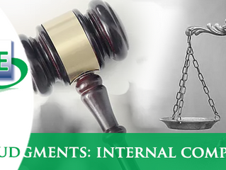 Jurisprudence: Internal competitions, a progress for all achieved by the SFE!