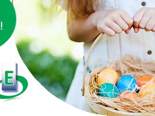 Préparez-vous pour de bonnes vacances de Pâques !