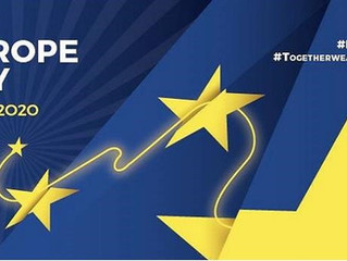 9 Mai 2020 - Journée de l'Europe