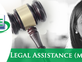 Legal assistance (October) - members only [CANCELLED]