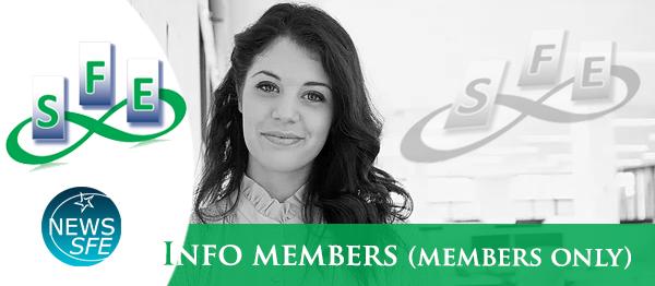 Infos members n. 1 - 2021 (members only)