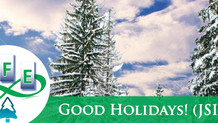 Get ready for a good Winter holidays!