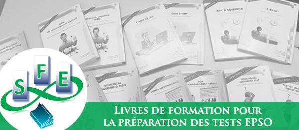 Refonte de notre page Livres ORSEU + Présentation et tutoriel EPSO