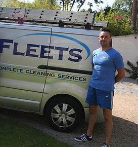 Fleets Cleaning
